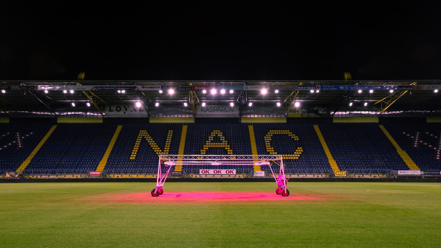 Football club NAC Breda