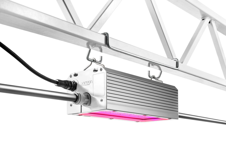 LEDmagazine: Oreon claimt kleinste LED-armatuur van 1.000 watt voor glastuinbouw